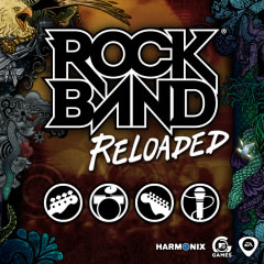 Rock Band Mobile Reloaded 9800 torch games