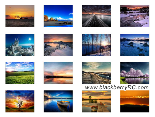 Beautiful Landscapes 320x240 wallpaper pack for 83xx,87xx,88