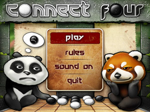 FREE Connect Four v1.0.1 for Bold 9900/9930 games