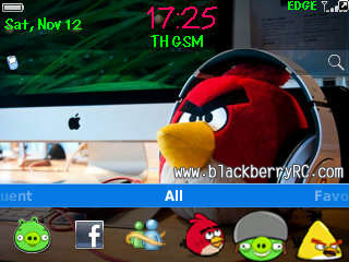 free angry birds for blackberry 9300 themes os6.0