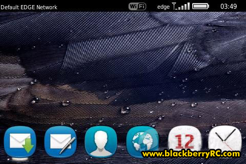 Symbian Belle v4.0.1 for bb bold 9000 themes