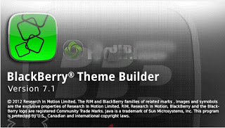 BlackBerry Theme Studio v7.1 Beta