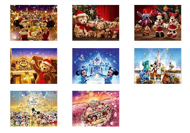 Hong Kong Disneylands Xmas 480x360 Wallpapers