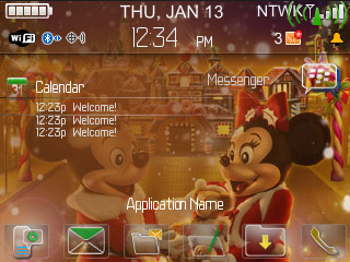 download tema blackberry