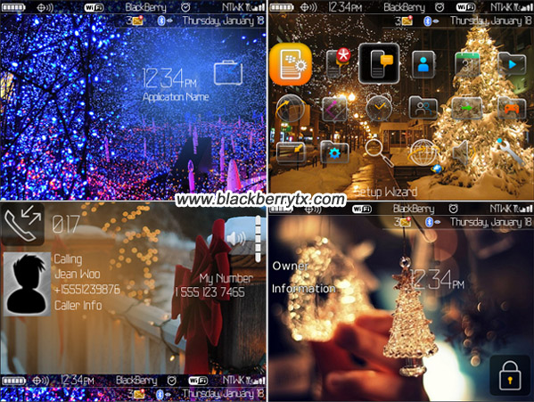 Xmas Fun for 8900 themes os4.6
