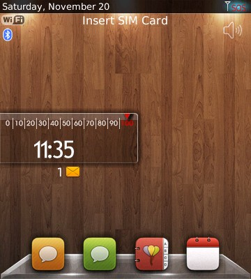 IN2U for Torch 9800 themes