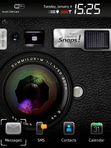 Snaps v2 for 9800 torch themes os6.0