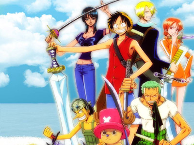 <b>ONE PIECE - BON VOYAGE ringtones</b>