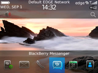 Mime OS6 themes for BB 87xx