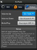 SixTools v1.0.22 apps for blackberry