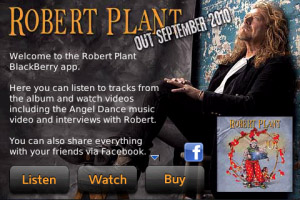 <b>Robert Plant Band of Joy</b>