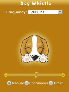 <b>Dog Whistle Training v1.5</b>