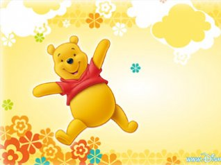 Winnie the Pooh  free blackberry Wallpapers download