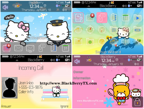 HelloKitty 89,96,97 themes os5.0