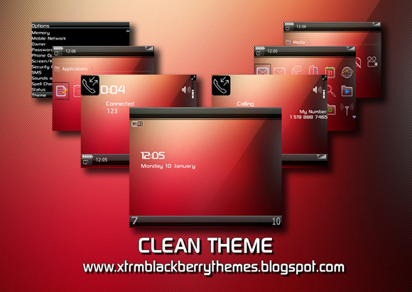 <b>Clean 85xx series Themes</b>