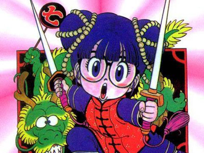 Cute Dr.Slump ringtones for blackberry