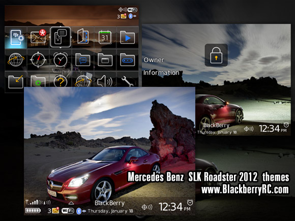 Mercedes Benz 8900 themes os4.6.1