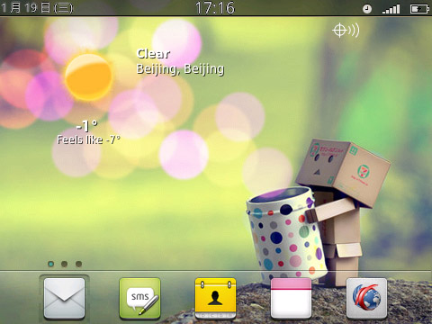 Danuis for bold 9700 themes