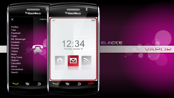 Vapor Elecite for 9800 torch themes