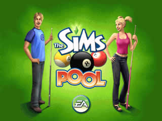 SimsPool 3D games for blackberry