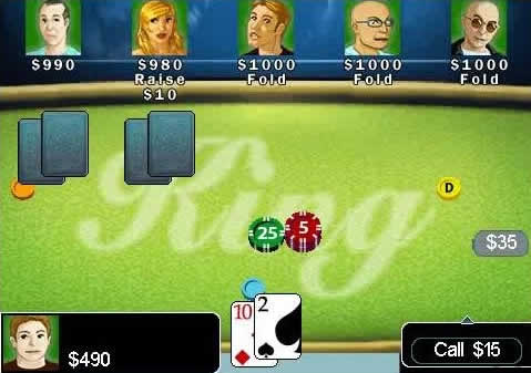 Real Money Blackberry Poker Apps for USA Players
