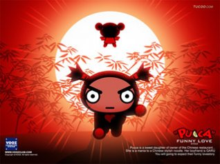 Vooz - pucca wallpapers
