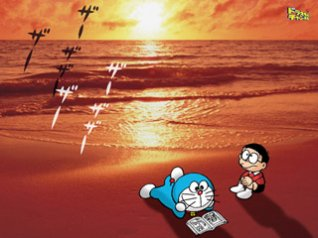 Doraemon 320x240 wallpapers