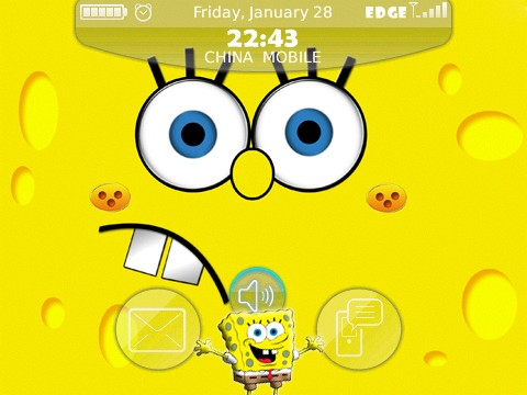SpongeBob SquarePants 9700 themes