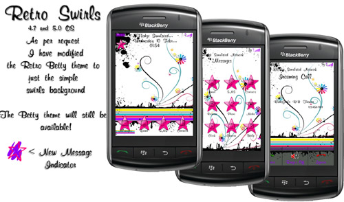Retro Swirls 95xx themes os5.0