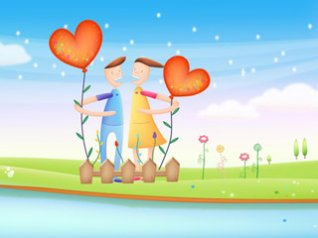 Our love flowers wallpapers