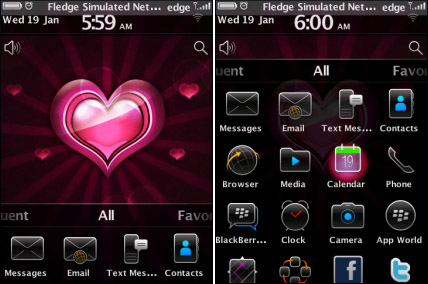<b>Love Is Love for 9800 themes os6.0</b>