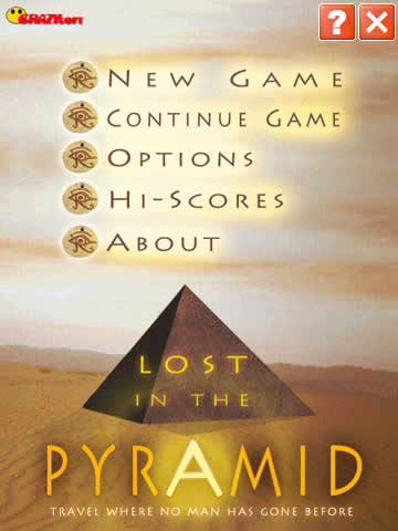 Lost In the Pyramid 83xx,88xx games