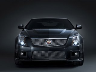 CTS-V Cadillac CTS V Black Diamond Edition 2011