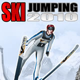 Ski Jumping 2010 for blackberry 8100 games