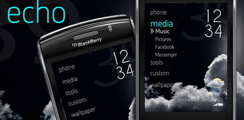 free Echo for Bold 9000 themes