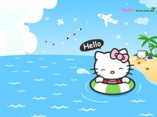 Hello HelloKitty sms sounds for blackberry