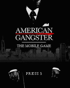 American Gangster for 8520 games