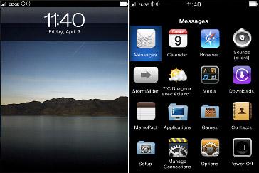 Blackberry app world rencontre des problemes de connexion