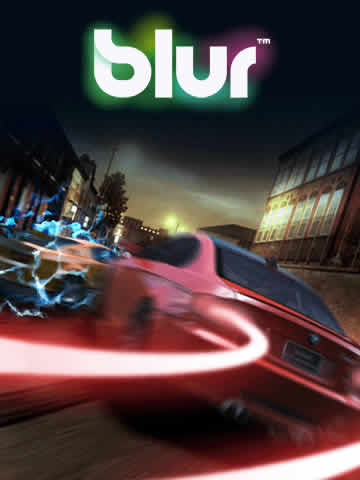 Blur racing for bb storm2 games