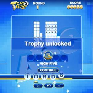 Text Twist 2 - free blackberry games download