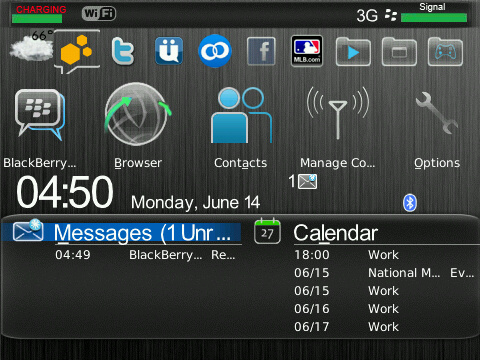 Blueberry Themes | Free BlackBerry OTA.