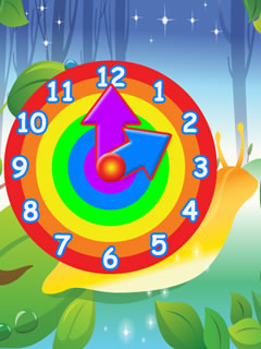Toddler Clock v1.0