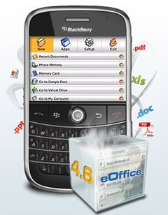 eOffice v4.7 for Touch