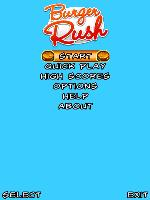 Burger Rush 95xx storm games