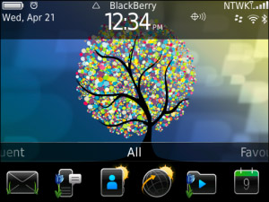 Roots of Spring for 8520,9300 themes os5.0