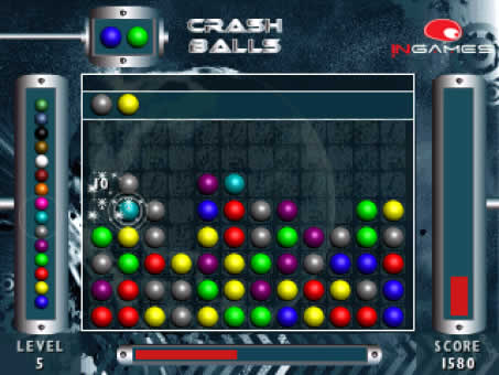 Crash Balls v1.0.6 for bb 9300 games