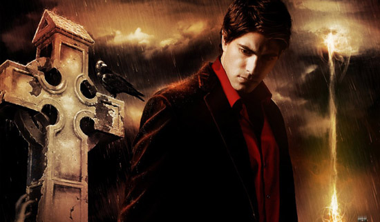 Dylan Dog: Dead of Night for playbook Wallpapers