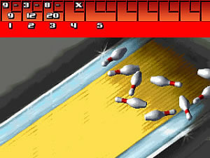 Bowling Superstars 9800 torch games