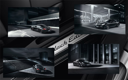 Porsche Cayman S for playbook wallpapers pack