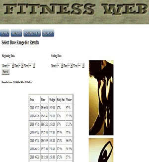 Weight Tracking v1.0
